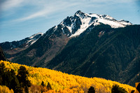 Autumn in Colorado's San Juan Mountains